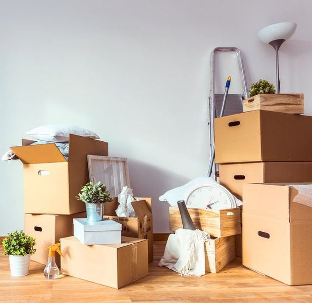 Organizing and decluttering